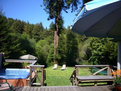 Rio Lindo, Russian River Vacation Homes, Guerneville