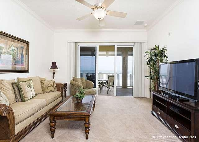 Beach living at its finest -- sea views and all the perks!