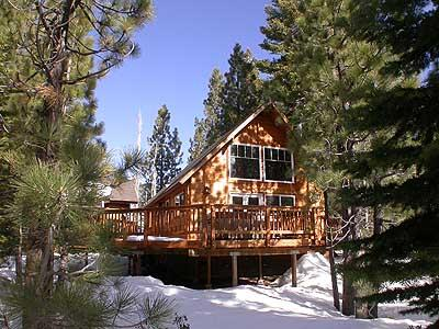 Exterior - 2067 Nez Perce - South Lake Tahoe - rentals