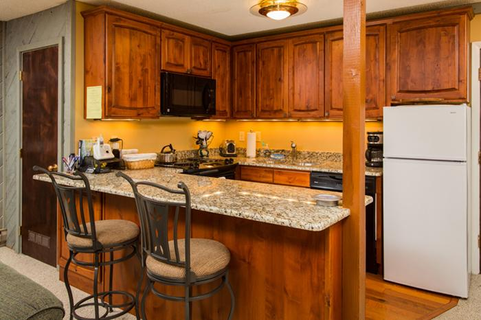 Renovated Kitchen & Fully Equipped - Storm Meadows at Christie Base-Ski-in, New Kitchen - Steamboat Springs - rentals