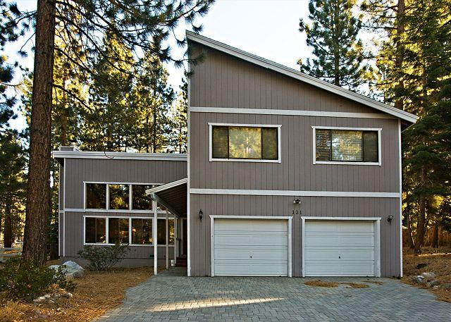 Tahoe, Meadow Home, exterior