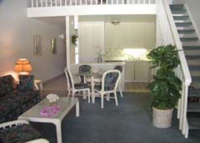 Livingroom/Kitchen - Turtle Bay 167 West ** - Kahuku - rentals