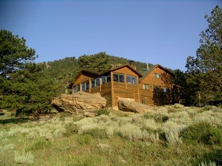 Beautiful Home - Eagle Crest - Estes Park - rentals