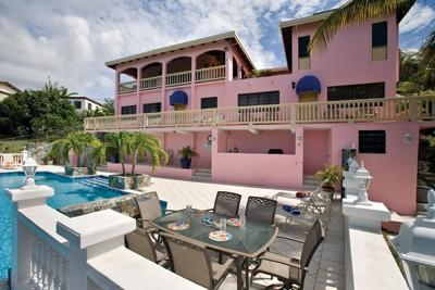 US Virgin Islands Villa - The Pink Colonial - Image 1 - Saint Thomas - rentals
