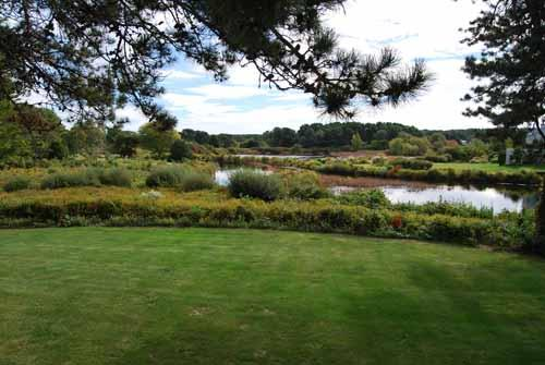 1262 - WONDERFUL VIEWS OF SENGEKONTACKET POND FROM THIS LOVELY VINEYARD HOME - Image 1 - Oak Bluffs - rentals