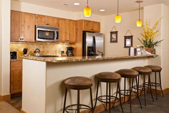 Aspen Lodge Kitchen - 4105