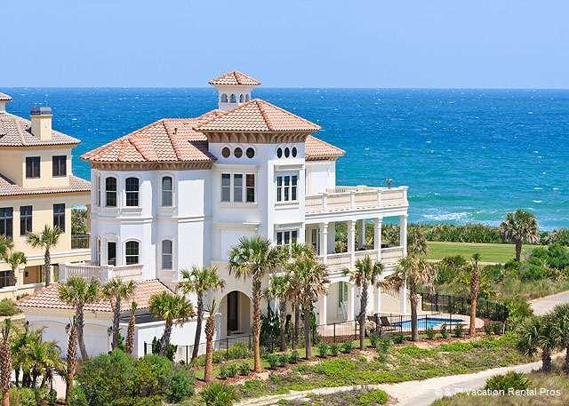 Enjoy the ocean front beach vacation of your dreams