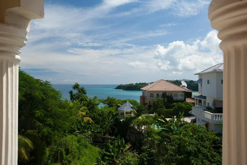 Beautiful View from Your Villa Balcony
