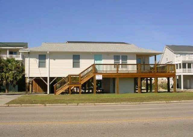 View of House - Edisto Hyatt House - Beach Views At An Affordable Price - Edisto Beach - rentals