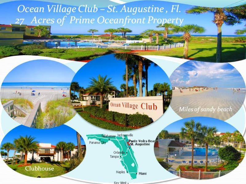 Ocean Village Club St. Augustine Vacation Rentals
