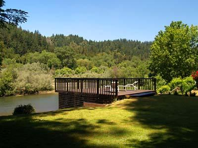 River Rose Cottage Multi Level Decks Ocean Russian River