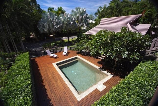 Heated Saltwater Pool - Oak Beach Retreat - Queensland - rentals
