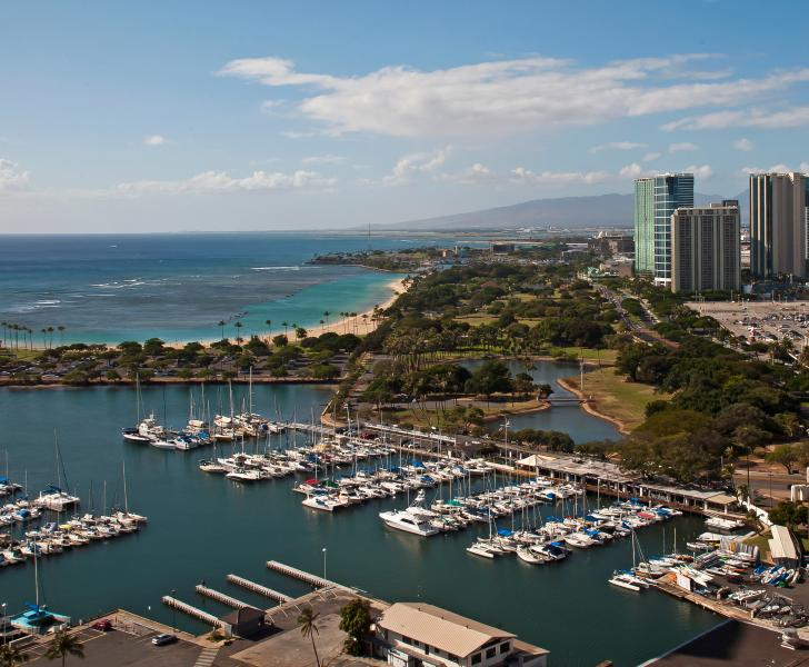 Dramatic Ocean View - Premium Ocean View Condo-Newly Remodeled-Best Location - Waikiki - rentals