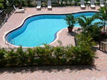 Our Oasis Pool.......awaits your enjoyment
