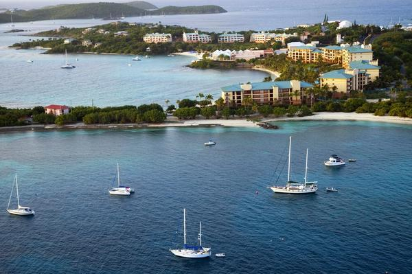 The Exquisite Ritz Carlton Club - Ritz Carlton Club  Luxury Beach Villa - Saint Thomas - rentals
