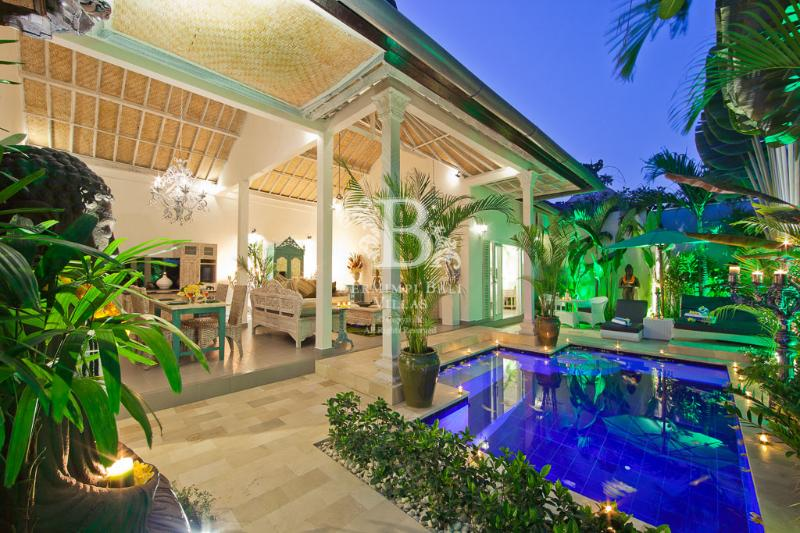 Romantic Seminyak Beach Villas