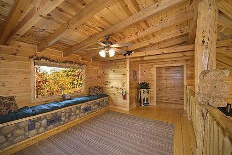 Cabin - Black Bear Hideaway a five bedroom cabin - Sevierville - rentals