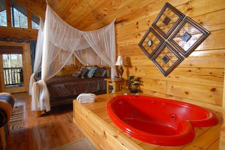 Cabin - Naughty By Nature a one bedroom Pigeon Forge cabin. - Pigeon Forge - rentals