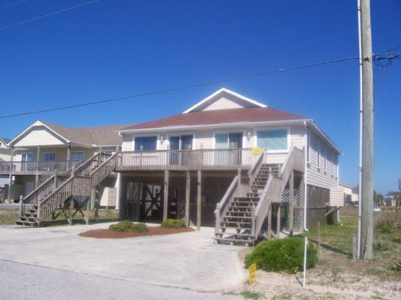 Exterior - Almost Oceanfront, Second Row, Save up to $100!!! - Surf City - rentals