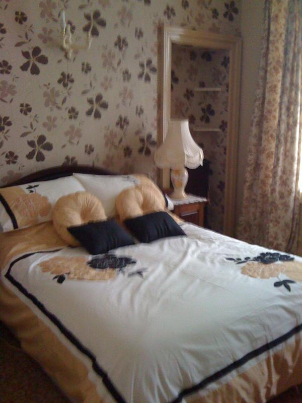 Duncorann House - another lovely bedroom in this period holiday home