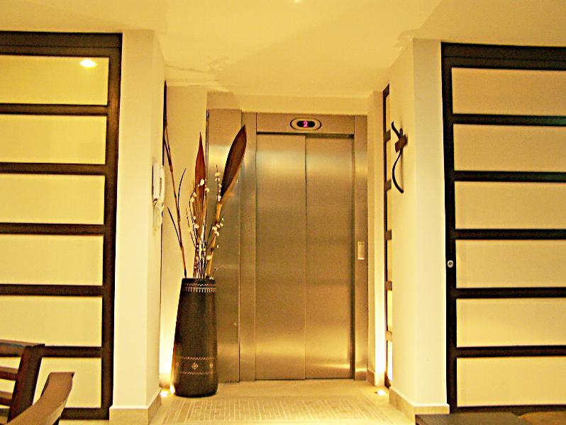 I'll never forget stepping off the private elevator in #2000 for the first time...next photo for more