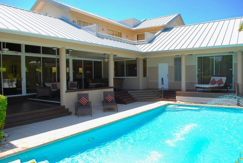 Spectacular Heated Pool w/Outdoor Dining & Lounge Areas...