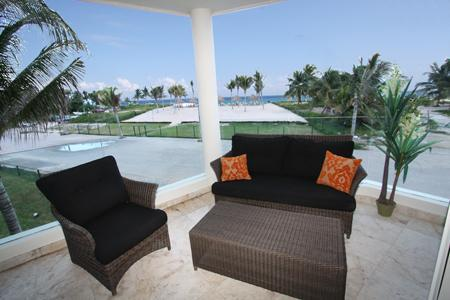 Your Private Beachside Patio