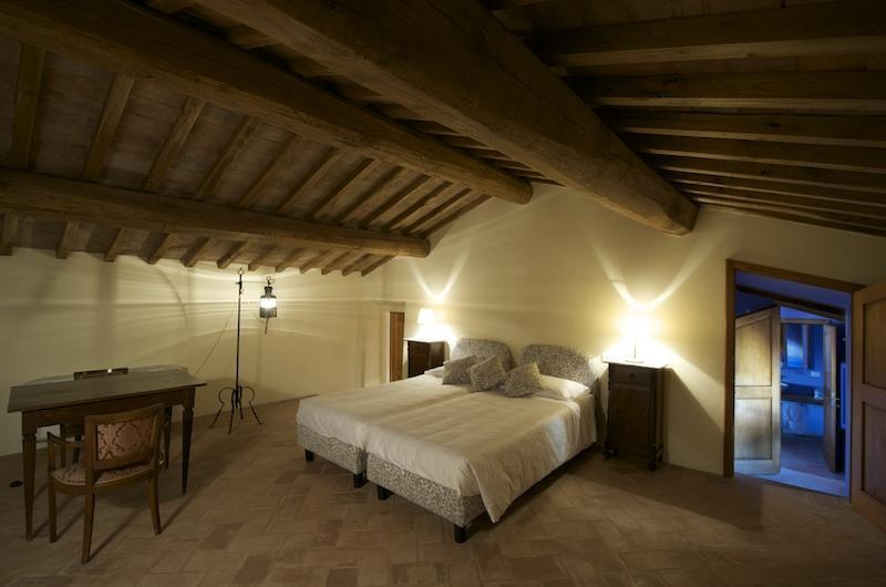 bedroom - Paluffo Estate - Torre house self catering apt. - Certaldo - rentals
