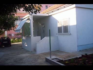 A1(6+2): covered terrace - 02718ZADA  A1(6+2) - Zadar - Zadar - rentals