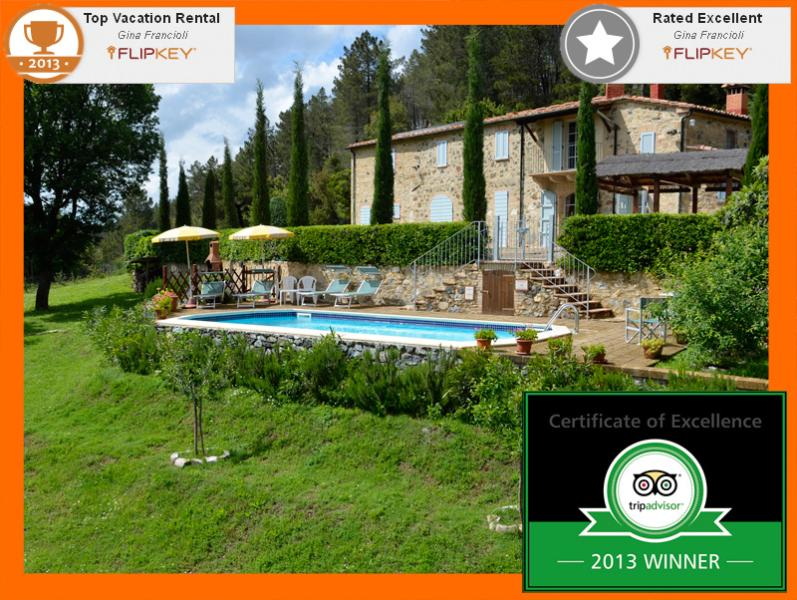 Villa in Tuscany with provate pool