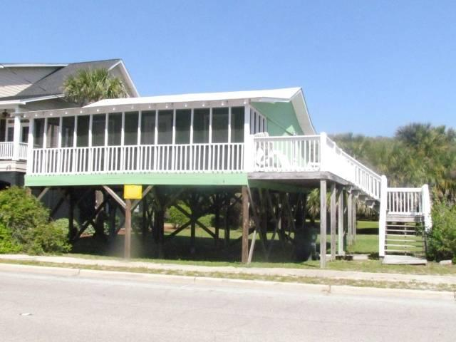 "1501B Palmetto Blvd -""An Edisto Seabrook Retreat B - Image 1 - Edisto Beach - rentals"