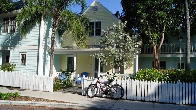 Welcome to A Touch of Bermuda in Key West