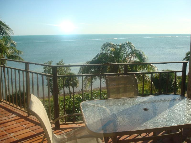 Fabulous Ocean View from Private Balcony
