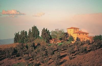 Archipettoli in the sunset