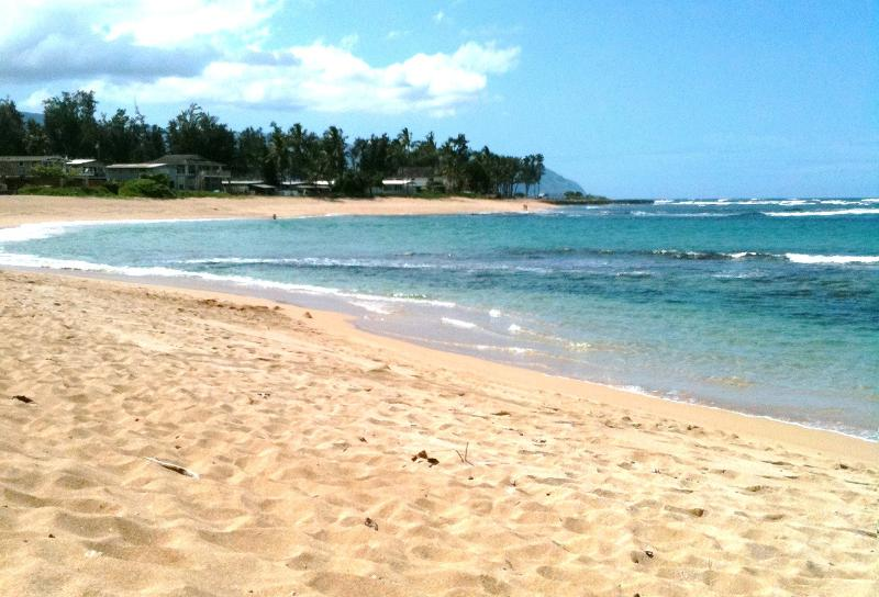 Practically Private Beach  - Beachfront in Haleiwa - Newly Remodeled! - Haleiwa - rentals