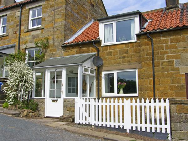 THE COTTAGE, pet friendly, country holiday cottage, with a garden in Lealholm, Ref 3963 - Image 1 - Lealholm - rentals