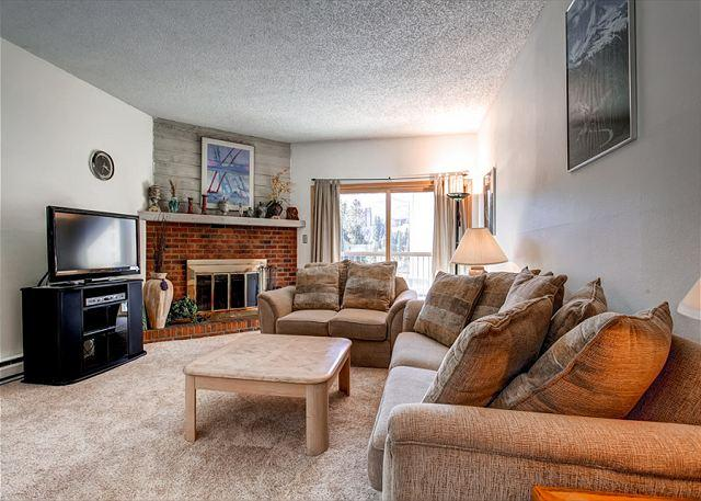 Mountainwood Living Room Breckenridge Lodging Vacation Rentals