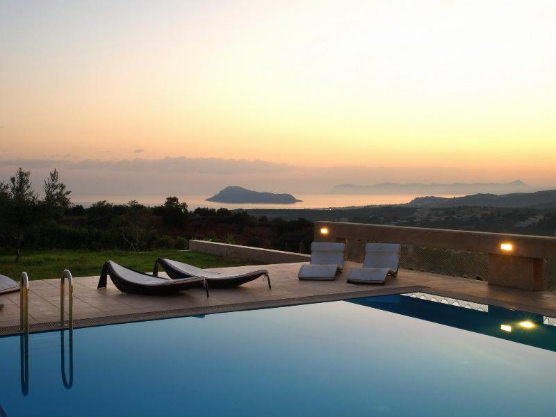 Amazing views - Villa AnnaNiko Chania Crete Luxury - Amazing views - Chania - rentals