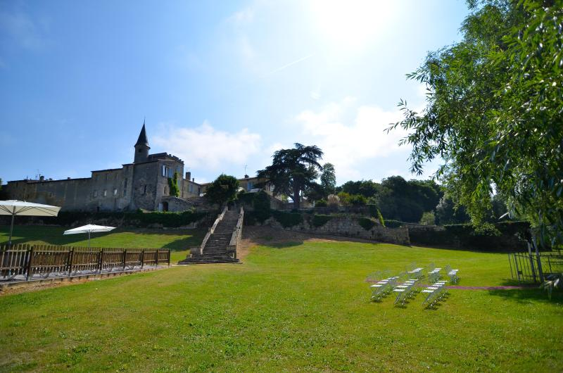 Wedding Chateau Lagorce Bordeaux France