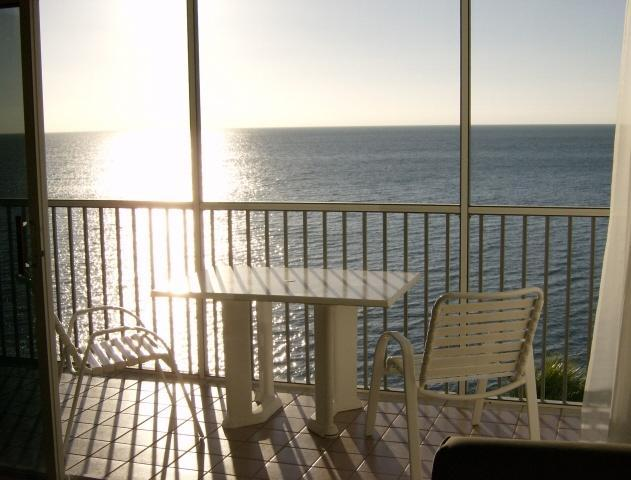 Enjoy sunrise from the balcony - Beachfront Escape with Heated Pool and Quiet Beach - Marathon - rentals