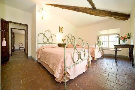 Villa Clara- 18th century manor in tranquil countryside with pool & chapel - Image 1 - Lucca - rentals