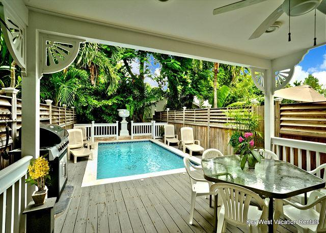 View of Pool / Grill / Patio Area