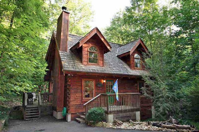 Cozy Gatlinburg getaway - Image 1 - Gatlinburg - rentals