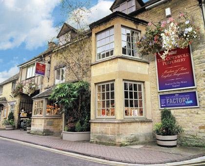 The Cotswold Perfumery in Bourton on the Water