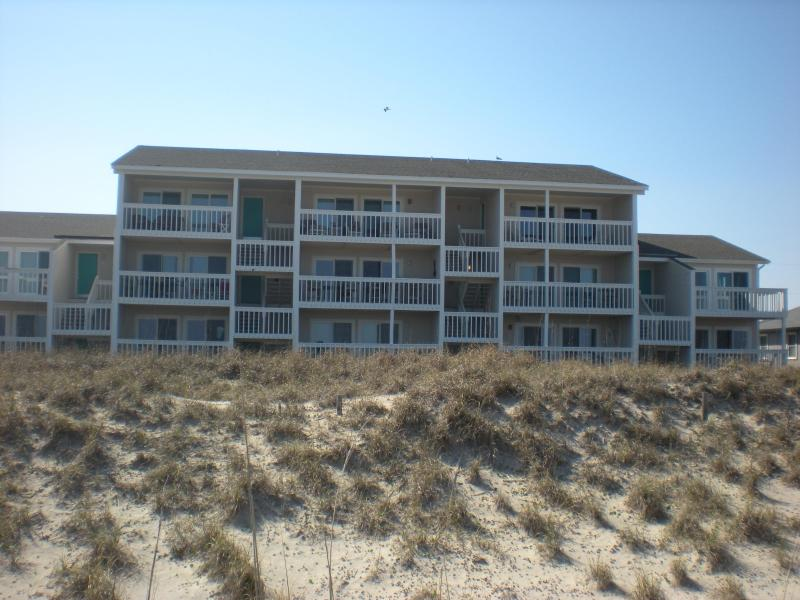 CORAL SURF OCEANFRONT VIEW  705 CAROLINA BEACH AVE. S. CAROLINA BEACH, NC 28428