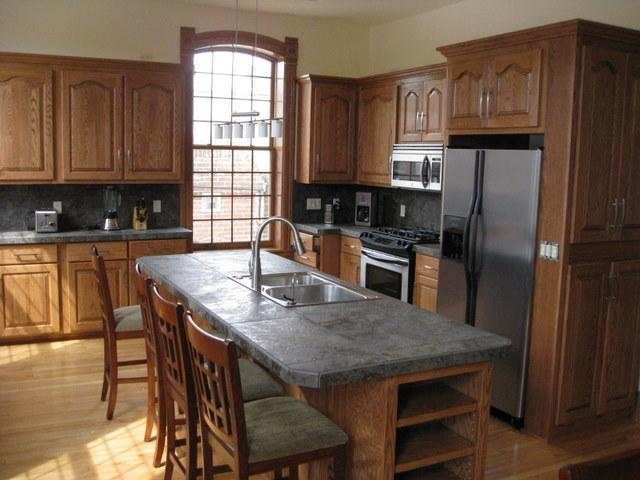 Fully Equipped Custom Kitchen