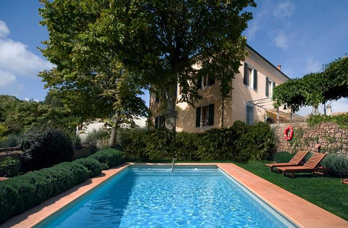 Villa in Small Village with Private Pool - Villa Fabbrica - Image 1 - Peccioli - rentals
