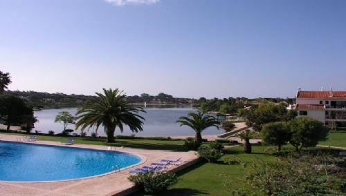 South-facing Lakeside Village apartment:PA1-04 - Image 1 - Quinta do Lago - rentals