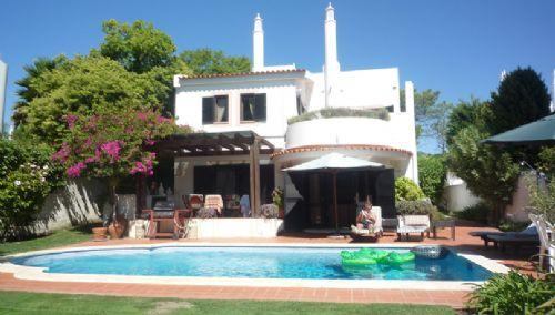 Detached villa with private pool and garden: PV3-27 - Image 1 - Quinta do Lago - rentals