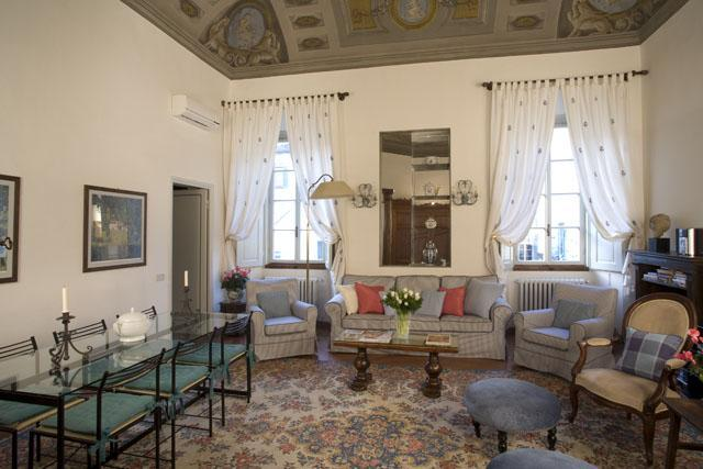Palazzo Antellesi | High-End Furnished | BENOZZO - Image 1 - Florence - rentals